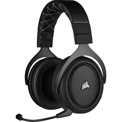 Corsair HS70 PRO Wireless Virtual 7.1 Surround Carbon Gaming Headset