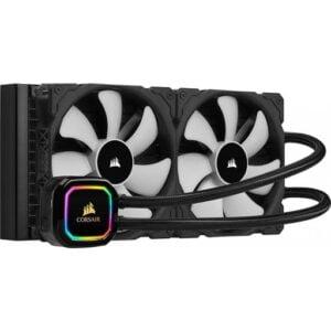 Corsair Hydro Series iCUE H115i RGB Pro XT 280mm Liquid CPU Cooler