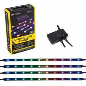 Corsair Lighting Node Pro RGB LED Controller With Strips