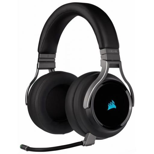 Corsair Virtuoso Wireless Virtual 7.1 RGB Carbon Gaming Headset