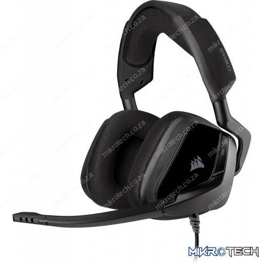 Corsair Void Elite 7.1 Surround Sound Carbon Gaming Headset