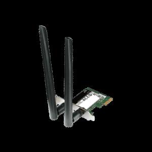 D-Link DWA-582 Wireless AC1200 Dual Band PCI-E Adapter