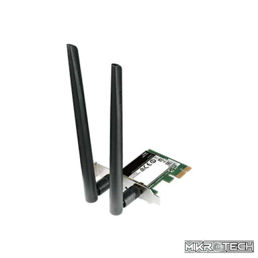D-Link DWA-582 Wireless AC1200 Dual Band PCI-E Adapter