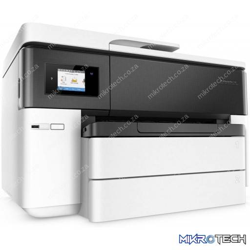 HP G5J38A OfficeJet Pro 7740 Wide Format Inkjet All-in-One (Print + Scan + Copy + Fax) Colour Printer