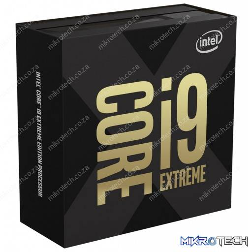 Intel BX8069510980XE Core i9-10980XE 3.00GHz (4.60GHz Max Turbo) 18 Core 14nm Cascade Lake-X LGA-2066 Desktop CPU - Cooler Not Included