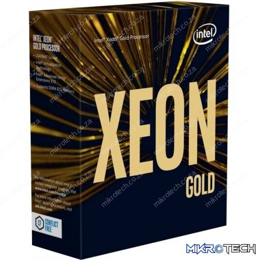 Intel BX806955220 Xeon Gold 5220 Processor Octadeca-Core 2.20GHz 14nm Server CPU
