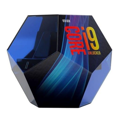 Intel Core i9-9900K Octa Core 3.6GHz (5.0GHz Turbo) 14nm Coffee Lake Socket LGA1151 Desktop CPU - Cooler Not Included