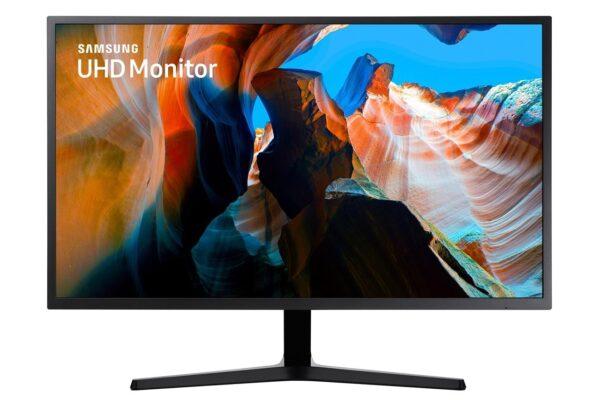 "Samsung LU32J590UQ 32"" 4K Ultra HD (3840x2160) 60Hz 4ms VA FreeSync Desktop Monitor"