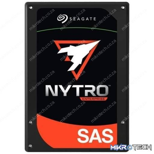 "Seagate XS7680SE70004 Nytro 3331 Scaled Endurance 7.68TB 2.5"" SAS 12GB/s Solid State Drive"
