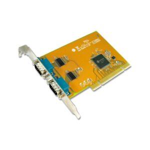 Sunix SER5037A 2-Port RS-232 Universal PCI Serial Board