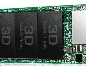 Transcend MTE110S StoreJet 128GB M.2 (2280) PCIe Solid State Drive