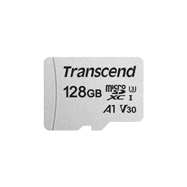 Transcend TS128GUSD300S 300S 128GB 3D NAND MicroSD Card