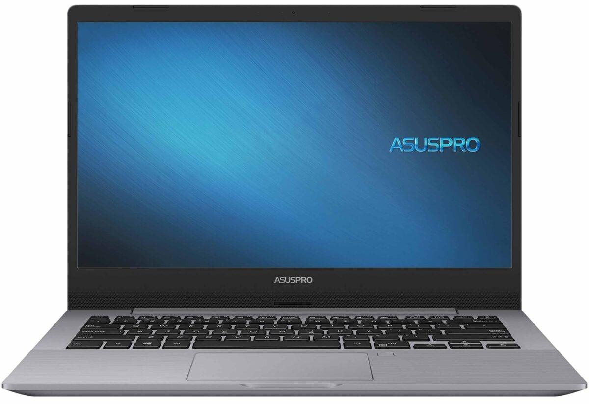 """ASUS PRO P5440FA Intel Core i7-8565U 1.80GHz Quad Core 14"""" Full HD (1920x1080) Anti-Glare 8GB (On-Board) DDR4-2400MHz 512GB NVMe M.2 SSD Windows 10 Pro 64-bit Grey Notebook"""