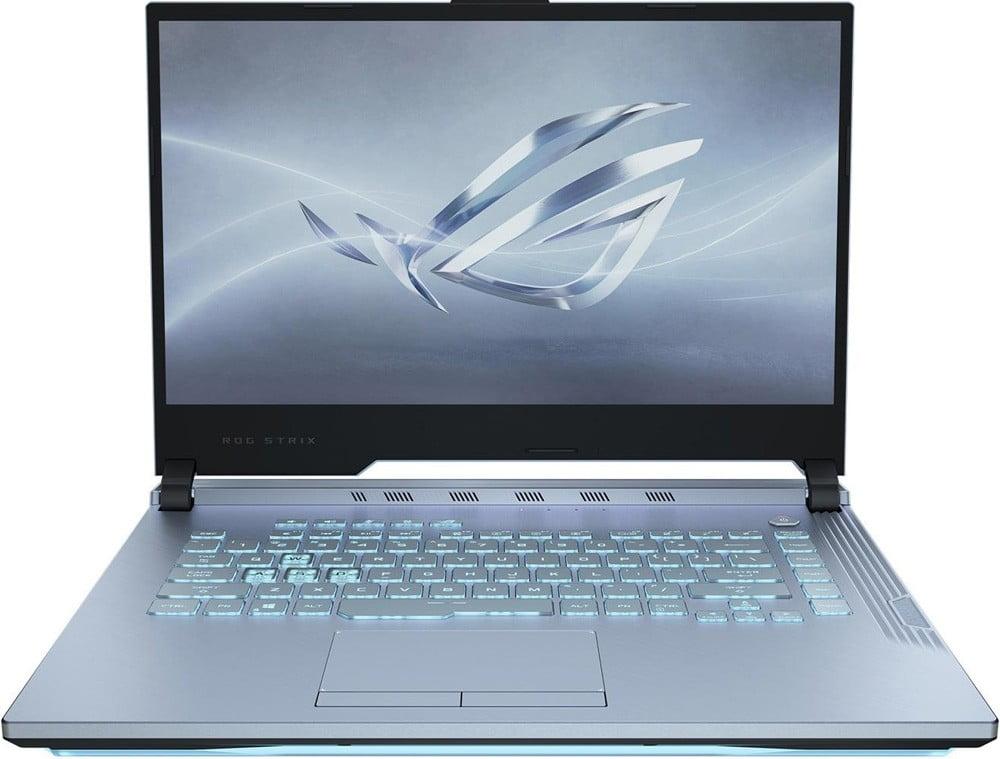 "Asus ROG Strix G Intel Core i7-9750H 2.60GHz Hex Core 15.6"" Full HD (1920x1080) Anti-Glare 8GB (On-Board) DDR4-2666MHz NVIDIA GeForce GTX 1650 4GB GDDR5 512GB SSD Windows 10 Home 64-bit Black Notebook"