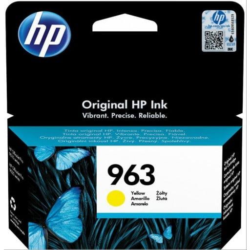 HP 3JA25AE 963 Yellow Original Ink Cartridge