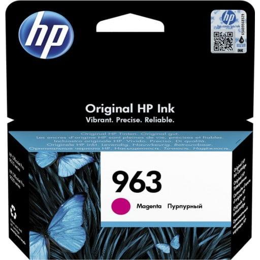 HP 3JA24AE 963 Magenta Original Ink Cartridge