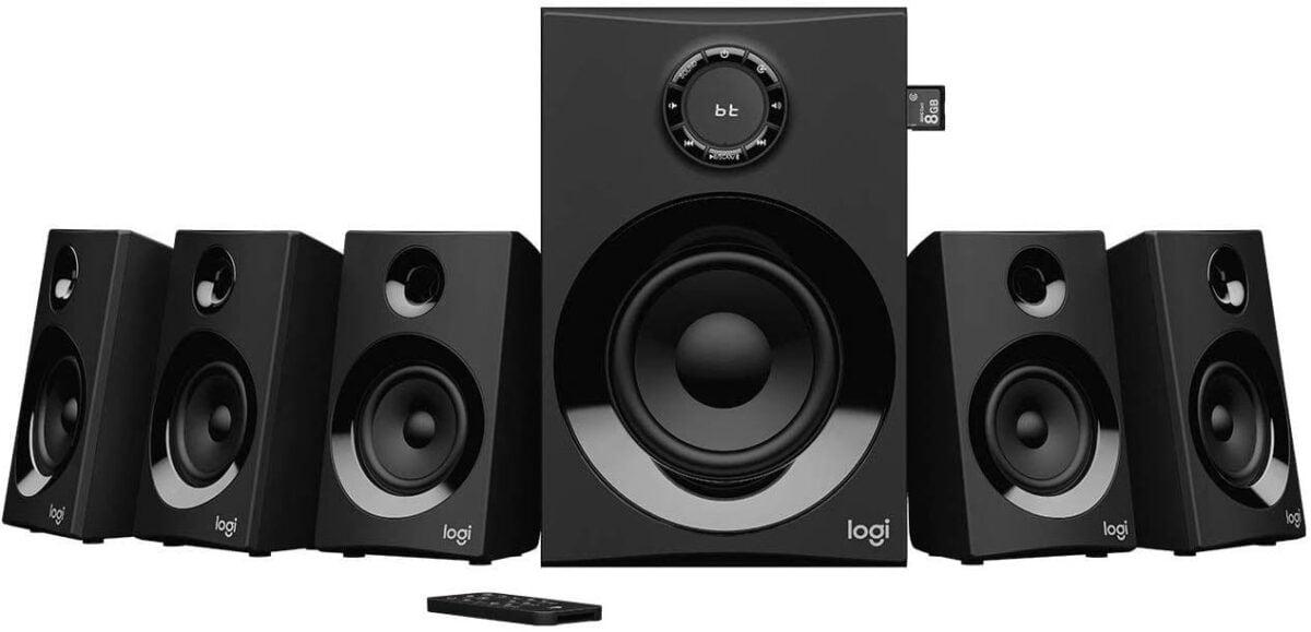 Logitech Z607 5.1 Channel Surround Sound Speakers