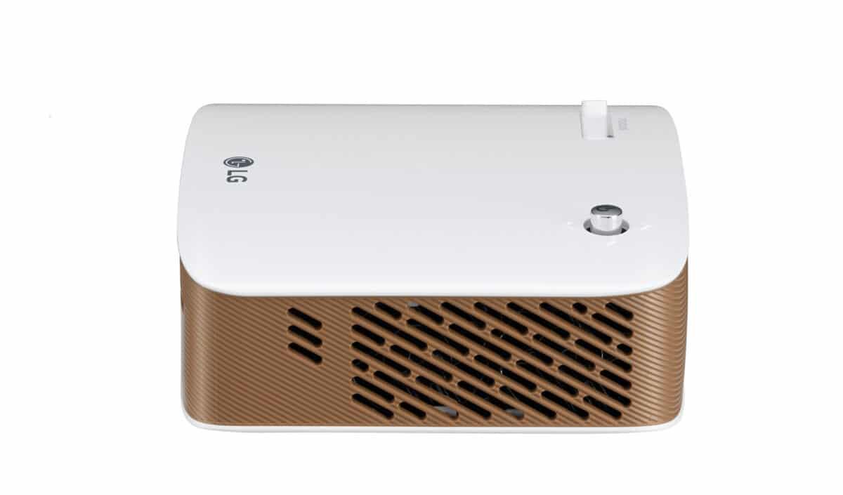 LG PH150G Portable 130 Lumen Wireless Mini LED Projector 1