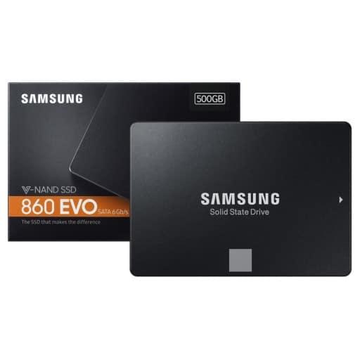 "Samsung 860 EVO 250GB SATA 6Gb/s 2.5"" Solid State Drive"