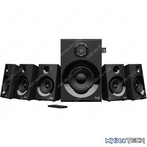Logitech Z607 5.1 Channel Surround Sound Speakers