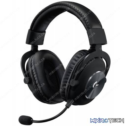 Logitech PRO X Multi-Platform Black Wired Professional Gaming Headset