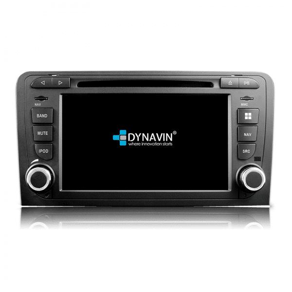 Dynavin DVN-N7-A3 PRO 7inch for Audi A3 2005 – 2012