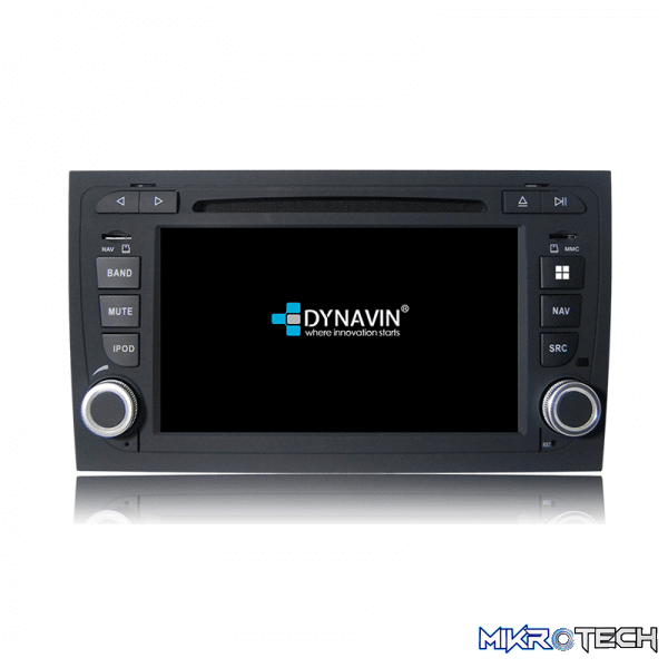 Dynavin DVN-N7-A4 PRO 7inch for Audi A4 2004 – 2009