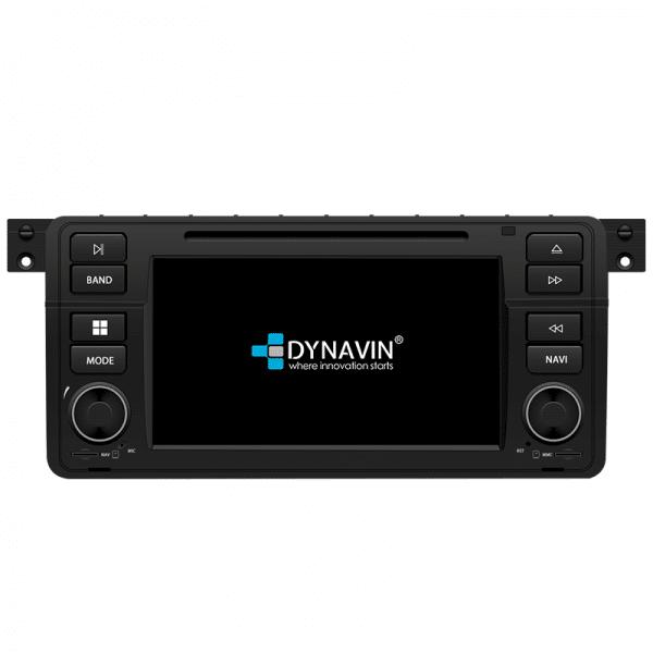 Dynavin DVN-N7-E46A PRO 7inch for BMW E46