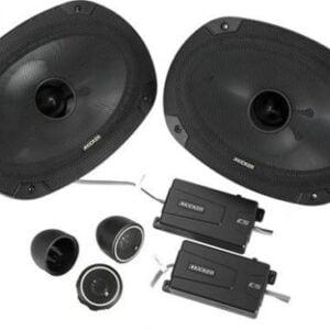 Kicker 46CSS694 6×9 CS Component Speakers