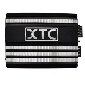 XTC Audio 50 Cents 5000W 4-Channel Amplifier