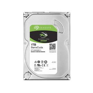 SEAGATE 1TB 3.5 BARRACUDA DESKTOP HDD SATA 6GBPS