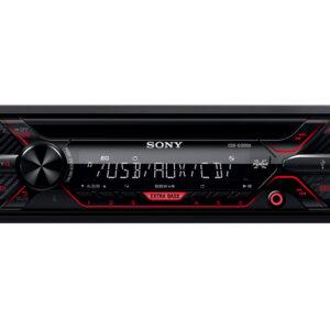 Sony CDX-G1200U USB/AUX CD Receiver