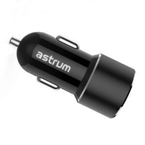 Astrum CC340 Car Charger Dual USB 4.8 Amps