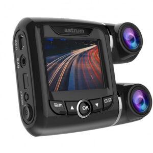 Astrum CD200 Car DVR Dual Cam 1080p WIFI App