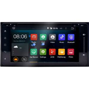 Navtech AT602 TOYOTA Universal 9.1 Touch Screen LCD Android Multimedia GPS Navigation System