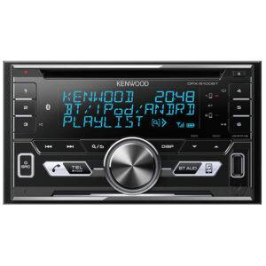 Kenwood DPX-5100BT Bluetooth/MP3/USB/AUX CD Receiver