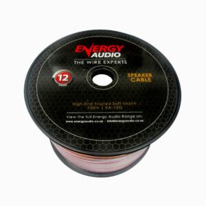 Energy Audio 12 Gauge Speaker Cable Per Metre