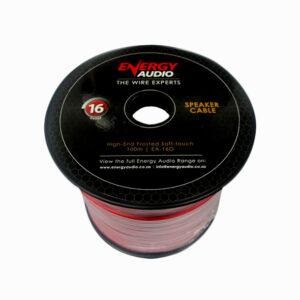 Energy Audio 16 Gauge Speaker Cable Per Metre