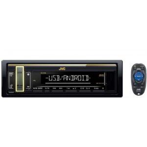 JVC KD-X168M MP3/USB Digital Media Player