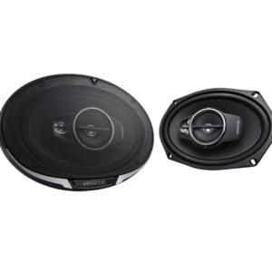 Kenwood KFC-PS6975 3-Way 550W 6x9 Speakers