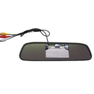 "Rear View Mirror 4.3"" Digital TFT LCD Monitor"