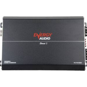 Energy Audio POWER8000.1 1-Channel 1650WX1 RMS at 1 Ohm Competition Grade Monoblock