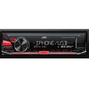 JVC KD-X241 USB/AUX Media Player