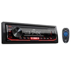 JVC KD-X252 Short Body USB/AUX Digital Media Player
