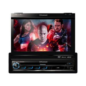 Paramount ZXN65-NO GPS In-Dash Bluetooth/USB/AUX/DVD Player