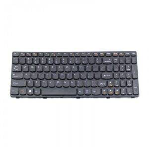 Astrum Laptop Replacement Keyboard, For Lenovo, G580 Chocolate Black US