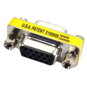 Astrum VGA 15P Female - Female Adapter