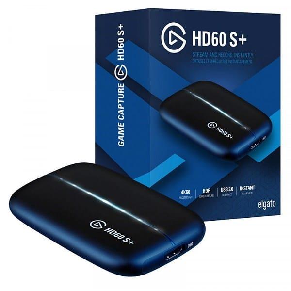 ELGATO HD60 S+ 10GAR9901
