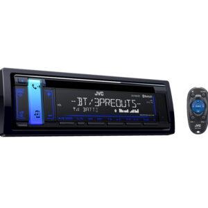 JVC KD-R991BT Bluetooth/USB/AUX CD Player