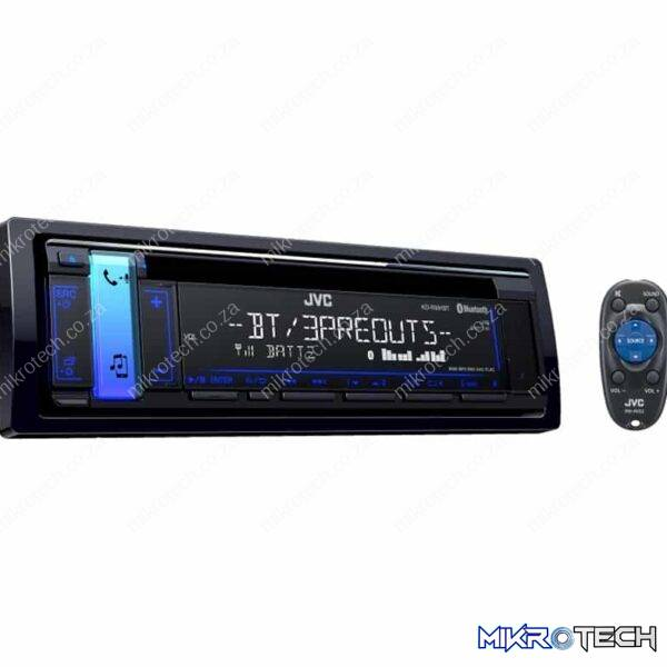 JVC KD-R991BT Bluetooth/USB/AUX CD Player